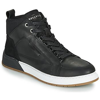 Schuhe Jungen Sneaker High Bullboxer AOF500E6L-BLCK