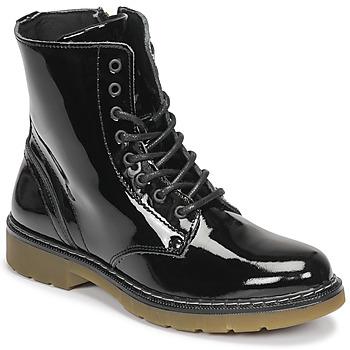 Schuhe Mädchen Boots Bullboxer AOL501E6LGBKPT