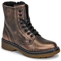 Schuhe Mädchen Boots Bullboxer AOL501E6LGCHAM