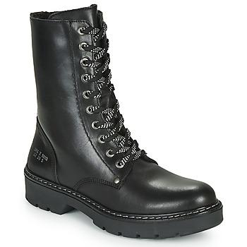Schuhe Mädchen Boots Bullboxer AON523E6L-BKGY