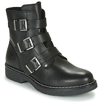 Schuhe Mädchen Boots Bullboxer AOL520E6L-BLCK