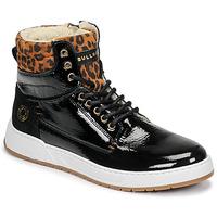 Schuhe Mädchen Sneaker High Bullboxer AOF503E6L-BLCK