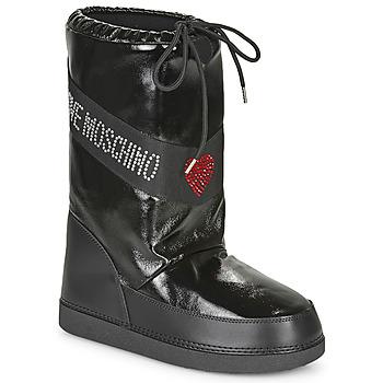 Chaussures Femme Bottes de neige Love Moschino JA24022G1B