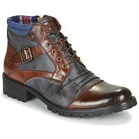 Chaussures Homme Boots Kdopa SLASH Camel / Bleu
