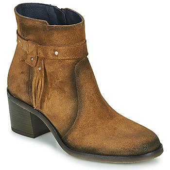 Schuhe Damen Low Boots Dorking AMBRA
