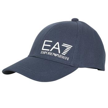 Accessoires textile Homme Casquettes Emporio Armani EA7 TRAIN CORE ID M LOGO CAP