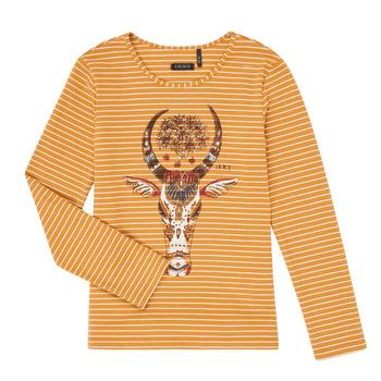 Abbigliamento Bambina T-shirts a maniche lunghe Ikks XR10102