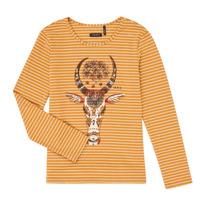 Vêtements Fille T-shirts manches longues Ikks XR10102