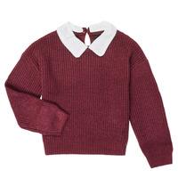 Kleidung Mädchen Pullover Ikks XR18062 Bordeaux