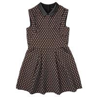 Vêtements Fille Robes courtes Ikks XR30212 Noir