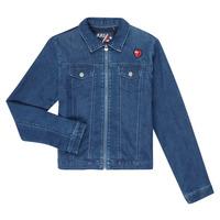 Abbigliamento Bambina Giacche in jeans Ikks XR40052