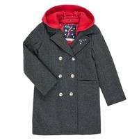 Kleidung Mädchen Mäntel Ikks XR44012 Grau