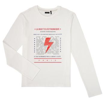 Vêtements Garçon T-shirts manches longues Ikks XR10023