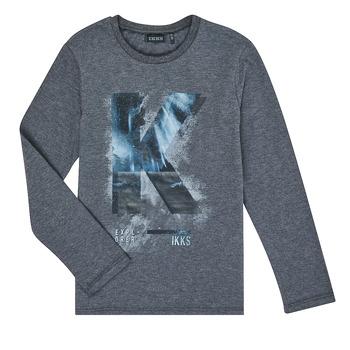 Vêtements Garçon T-shirts manches longues Ikks XR10203