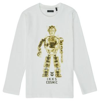 Abbigliamento Bambino T-shirts a maniche lunghe Ikks XR10233