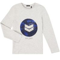 Vêtements Garçon T-shirts manches longues Ikks XR10273