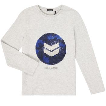 Kleidung Jungen Langarmshirts Ikks XR10273