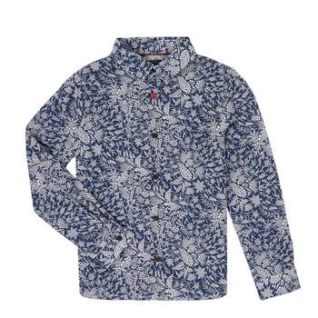 Vêtements Garçon Chemises manches longues Ikks XR12023