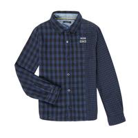Kleidung Jungen Langärmelige Hemden Ikks XR12123