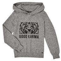Kleidung Jungen Pullover Ikks XR18113 Grau