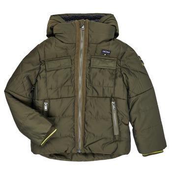 Kleidung Jungen Daunenjacken Ikks XR41123 Braun,
