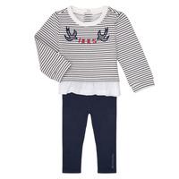 Vêtements Fille Ensembles enfant Ikks XR36030