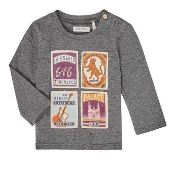Abbigliamento Bambino T-shirts a maniche lunghe Ikks XR10081