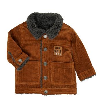Kleidung Jungen Jacken Ikks XR40051 Braun,