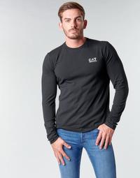 Abbigliamento Uomo T-shirts a maniche lunghe Emporio Armani EA7 TRAIN CORE ID M TEE LS ST