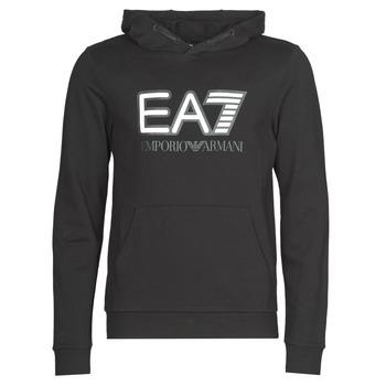 Kleidung Herren Sweatshirts Emporio Armani EA7 TRAIN VISIBILITY M HOODIE RN COFT
