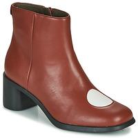 Schuhe Damen Low Boots Camper TWINS