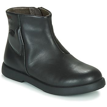 Chaussures Fille Boots Camper DTT1