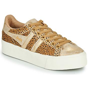Schuhe Damen Sneaker Low Gola ORCHID PLATEFORM SAVANNA