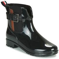 Chaussures Femme Bottes de pluie Tom Tailor 92306-NOIR