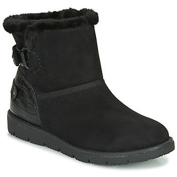 Chaussures Femme Boots Tom Tailor 93105-NOIR