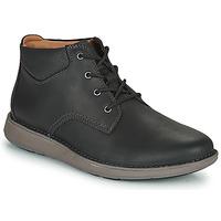 Chaussures Homme Derbies Clarks UN LARVIK TOP2
