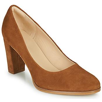 Chaussures Femme Escarpins Clarks KAYLIN CARA 2 Camel