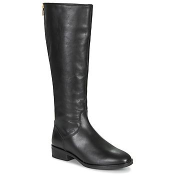 Chaussures Femme Bottes ville Clarks PURE RIDE Noir
