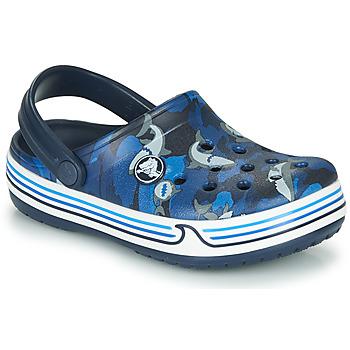Chaussures Garçon Sabots Crocs CROCBAND SHARK CLOG PS
