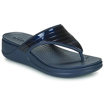 Chaussures Femme Tongs Crocs CROCSMONTEREYMETALLICSTPWGFPW