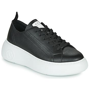 Chaussures Femme Baskets basses Armani Exchange XCC64-XDX043 Noir