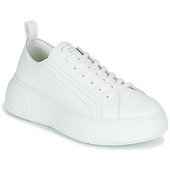 Chaussures Femme Baskets basses Armani Exchange XCC64-XDX043 Blanc