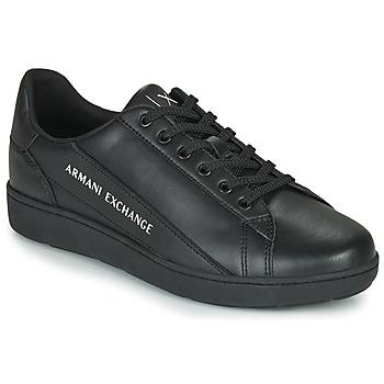 Chaussures Homme Baskets basses Armani Exchange XV262-XUX082 Noir