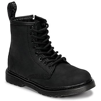 Chaussures Enfant Boots Dr Martens 1460 SERENA MONO J