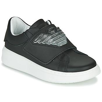 Chaussures Enfant Baskets basses Emporio Armani XYX014-XOI08