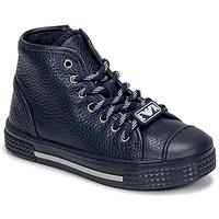 Schuhe Kinder Sneaker High Emporio Armani XYZ004-XOI25