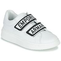 Schuhe Kinder Sneaker Low Emporio Armani XYX007-XCC70