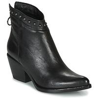 Chaussures Femme Bottines Mjus TEP Noir