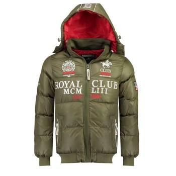 Abbigliamento Bambino Piumini Geographical Norway AVALANCHE BOY