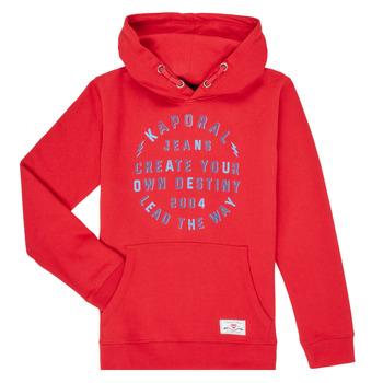 Kleidung Jungen Sweatshirts Kaporal OCTAV Rot